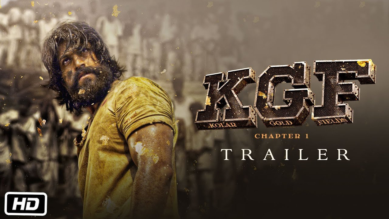 KGF Chapter 1 Full Movie Download
